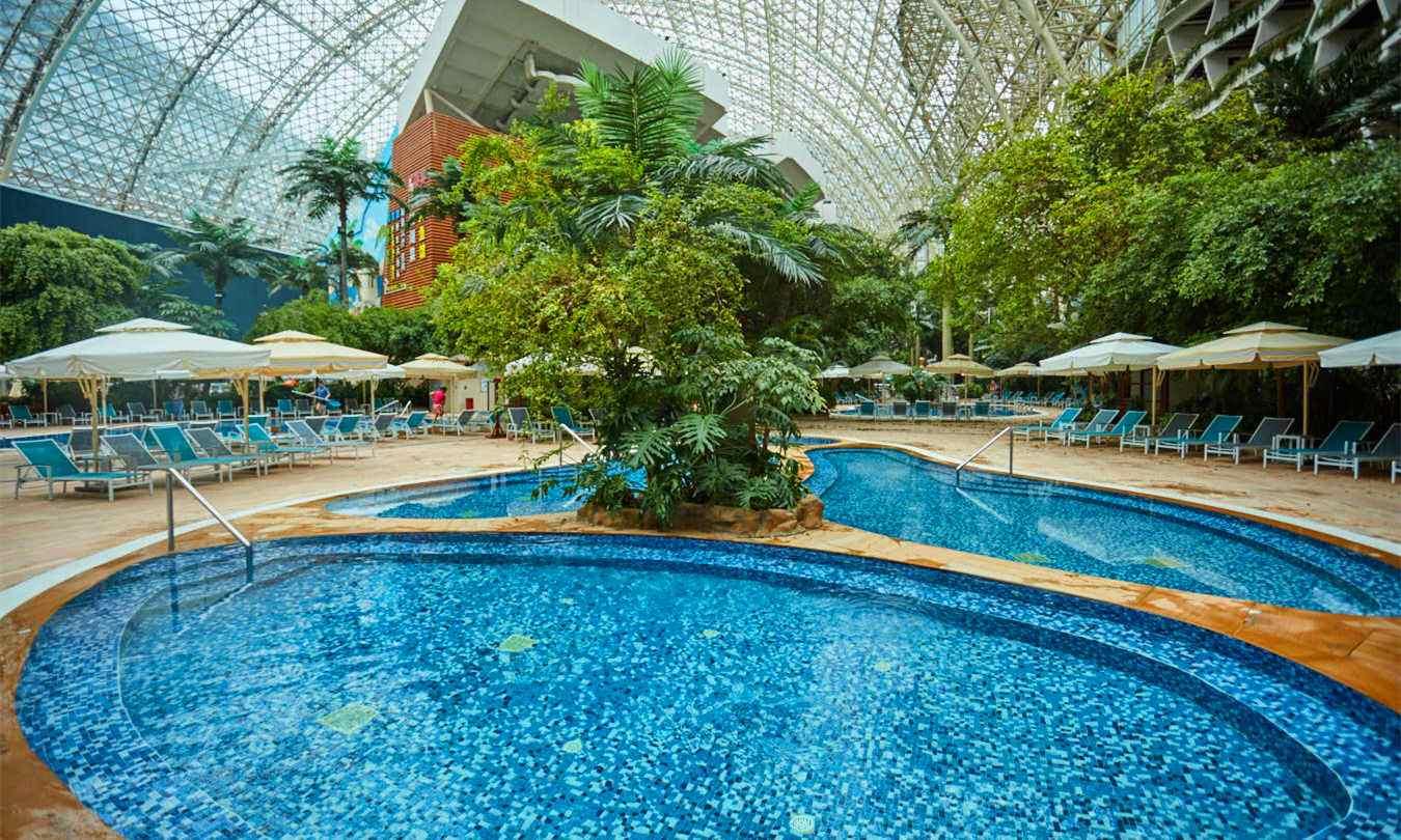 环球中心洲际酒店