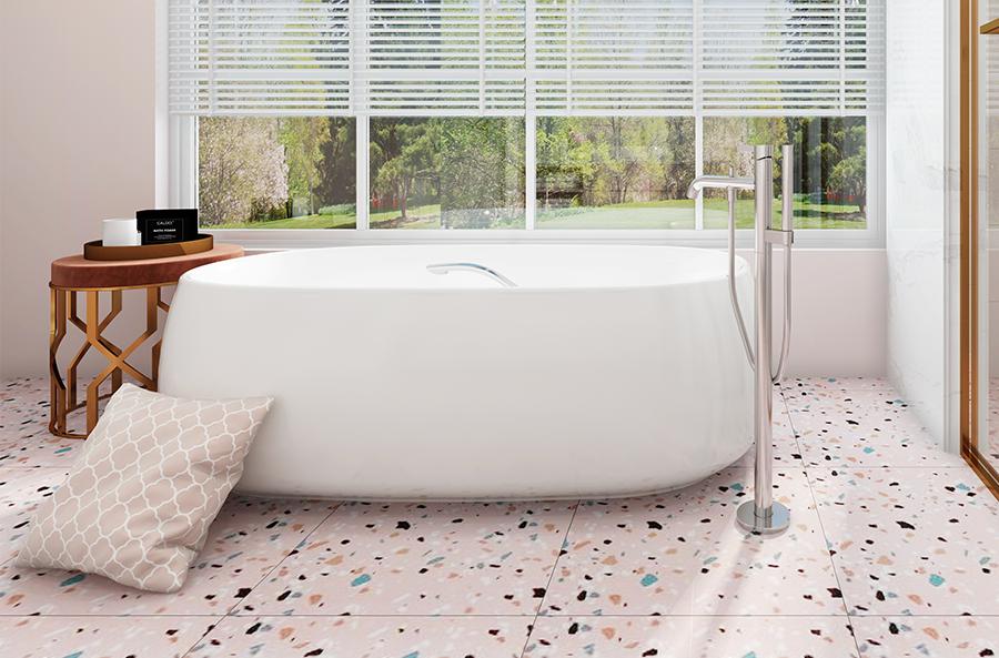 TOTO带你选择适合自己的浴室空间