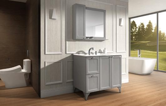浴室柜-安装收纳